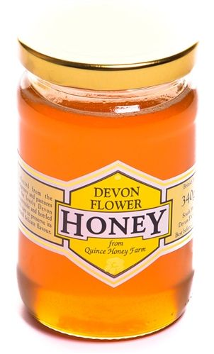 Devon Flower Honey 340g