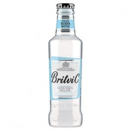 Britvic Soda Water 200ml