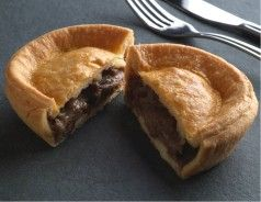 Devon Steak Pie gluten free 200g x 4