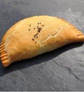 Gluten Free Curried Vegetable Pasty  x 10 Case Price